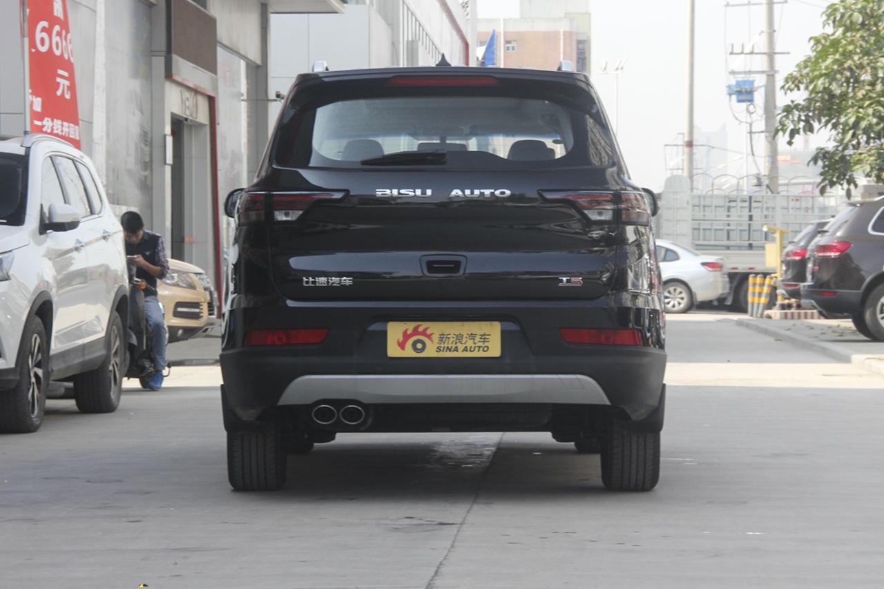 2018款比速T5 1.5T自动豪华型