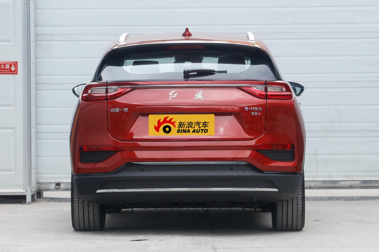 2019款红旗E-HS3智联旗领四驱版