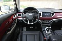 2019款哈弗H6 Coupe 1.5T两驱超豪智联版国VI