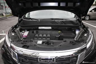 观致5 SUV底盘图