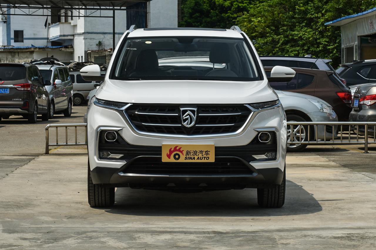 2019款宝骏530 1.5T自动豪华型7座国V