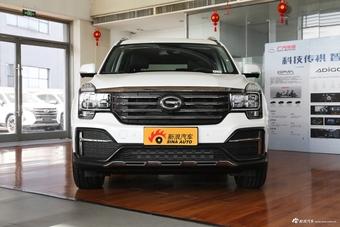 2021款传祺GS8 2.0T自动两驱豪华智联纪念版390T