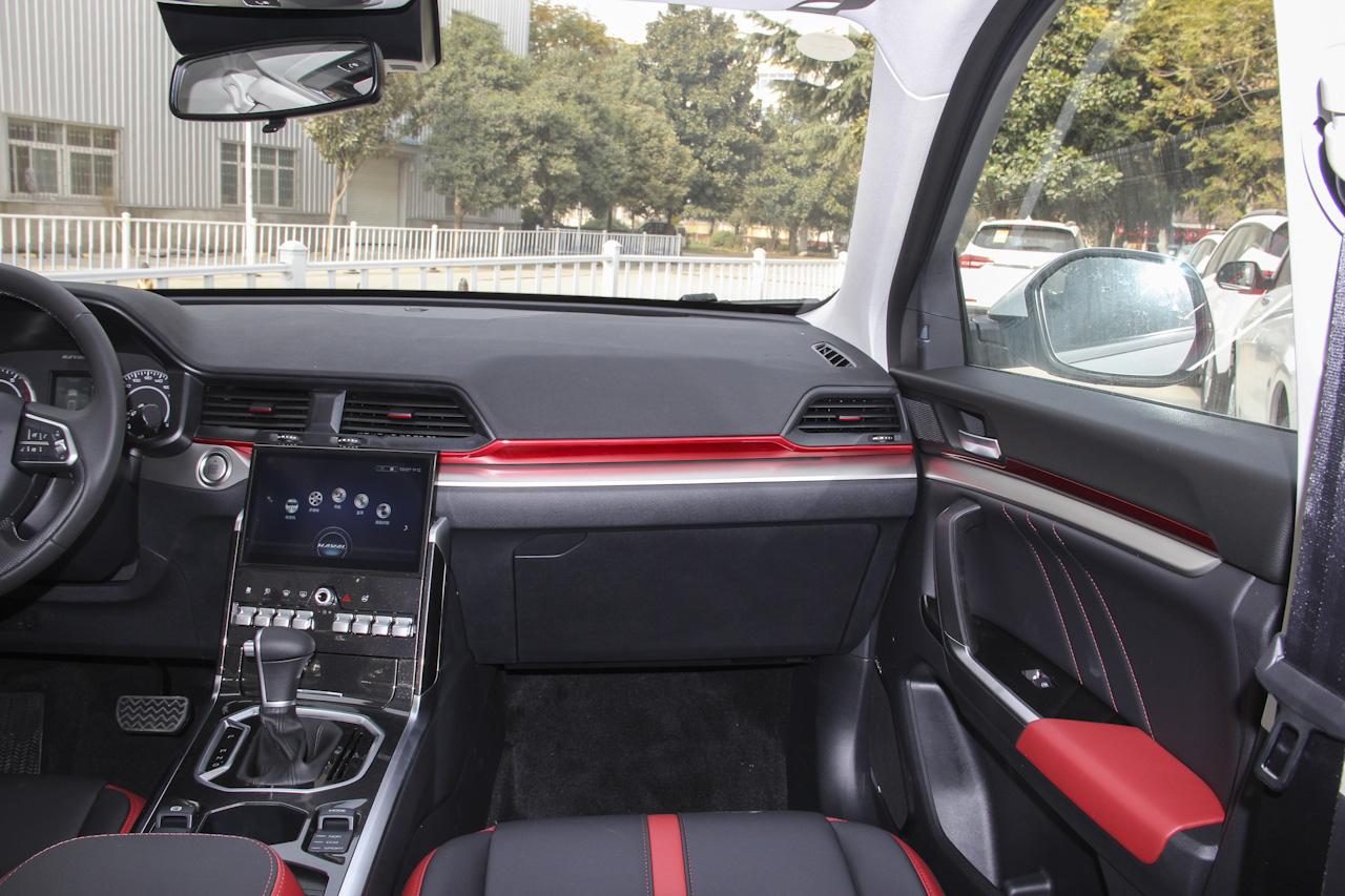 2019款哈弗H4 1.5T自动豪华智联版红标