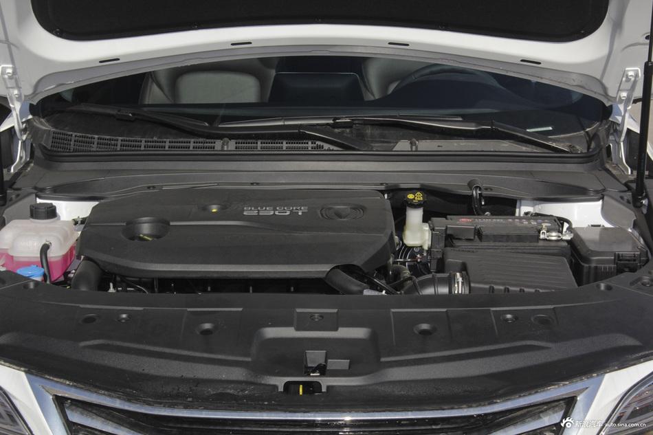 2018款逸动高能版1.6L GDI自动先锋型