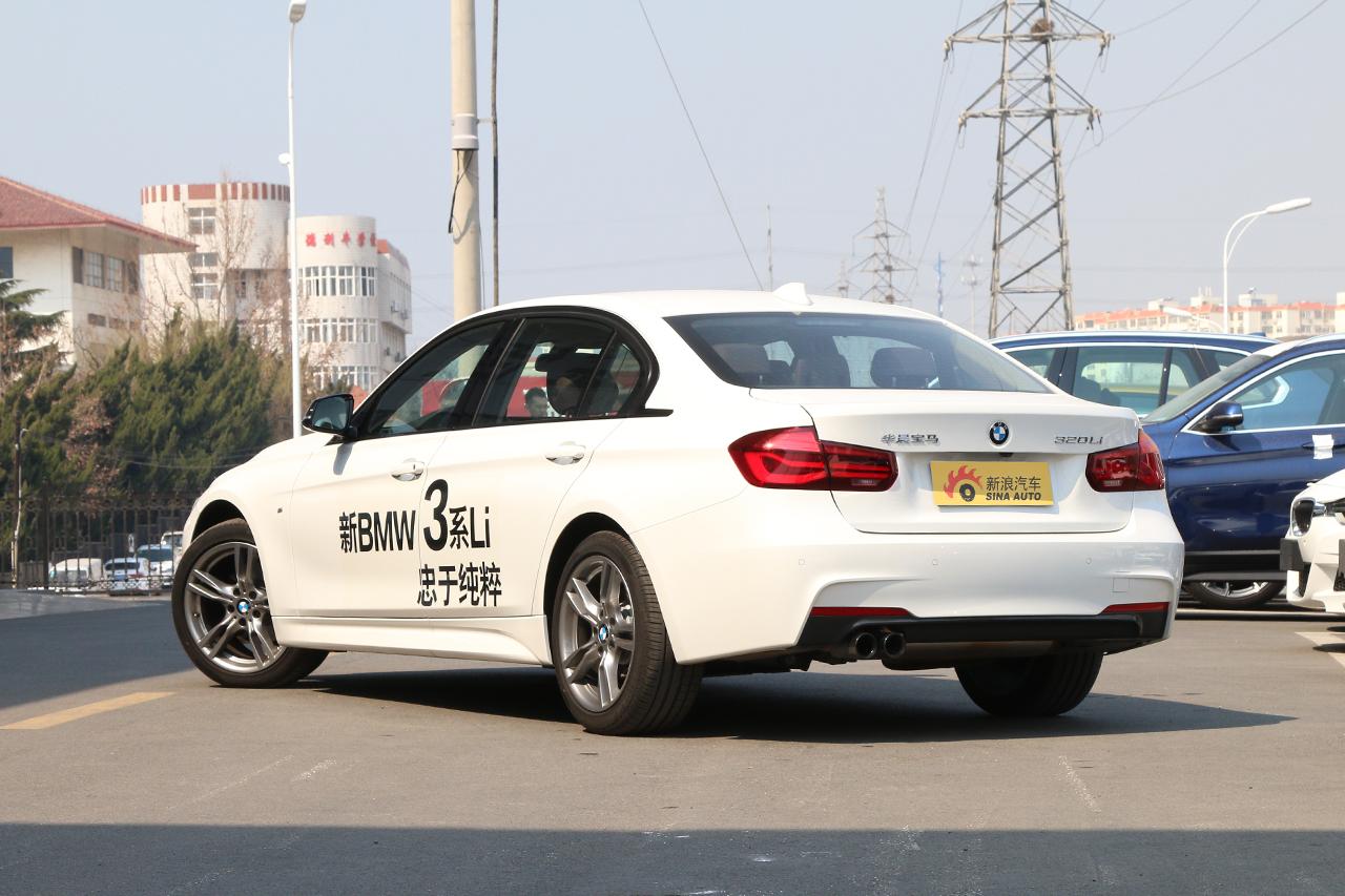 2019款宝马3系2.0T自动运动套装320Li M