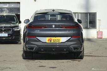 2021款宝马X6 xDrive40i 尊享型 M运动套装
