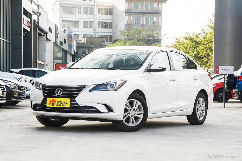 2019款逸动高能版1.6L GDI手动先锋型国VI