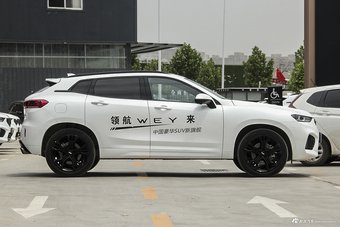 2019款WEY VV7升级版 2.0T自动旗舰型