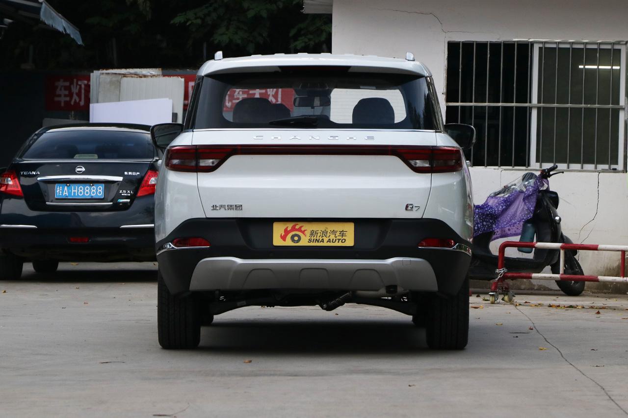 2018款昌河Q7 1.5T自动舒适型