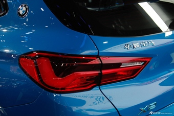 豪华入门级SUV 全新国产宝马X2亮相成都