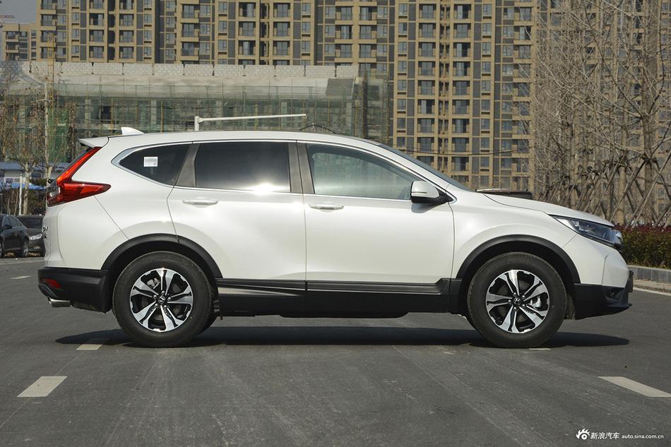 新一轮价格战来袭,本田CR-V全国最高直降2.20万
