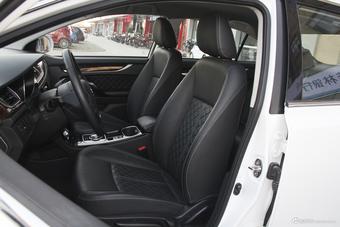 众泰Z500 EV空间图