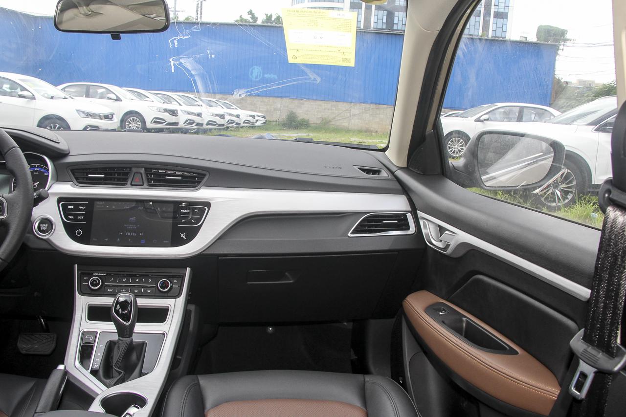 2019款吉利远景升级版1.5L自动豪华型国VI