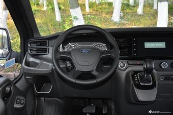 2021款新世代全顺Pro AMT物流车长轴7座中顶