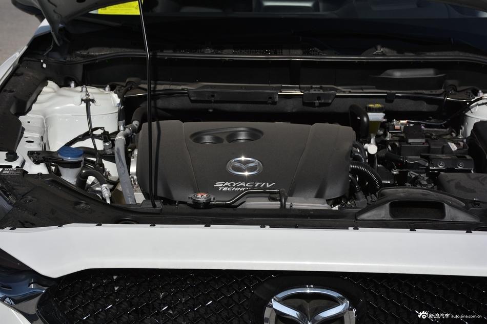2020款马自达CX-5 2.5L自动四驱智尊型