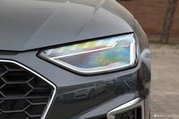 2020款奥迪A4L 45TFSI quattro臻选动感型