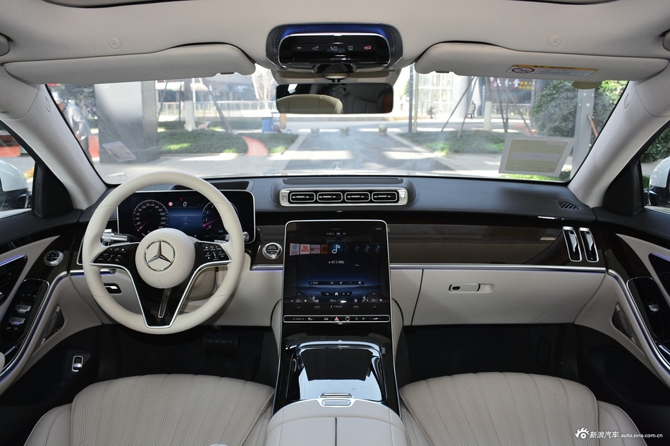 2021款奔驰S级 400 L 豪华型