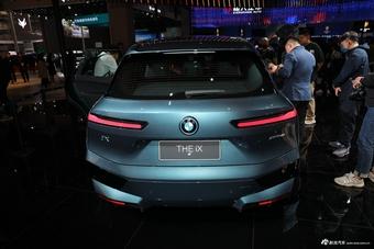 2021上海车展实拍:宝马iX