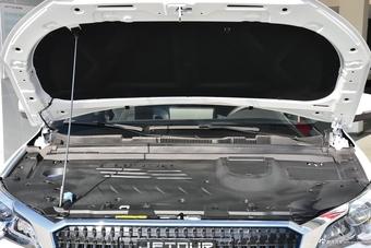 捷途X70S EV底盘图