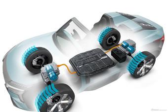 2020款三菱MI-TECH Concept
