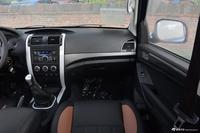 2018款拓陆者E3 2.4L手动汽油四驱舒适型