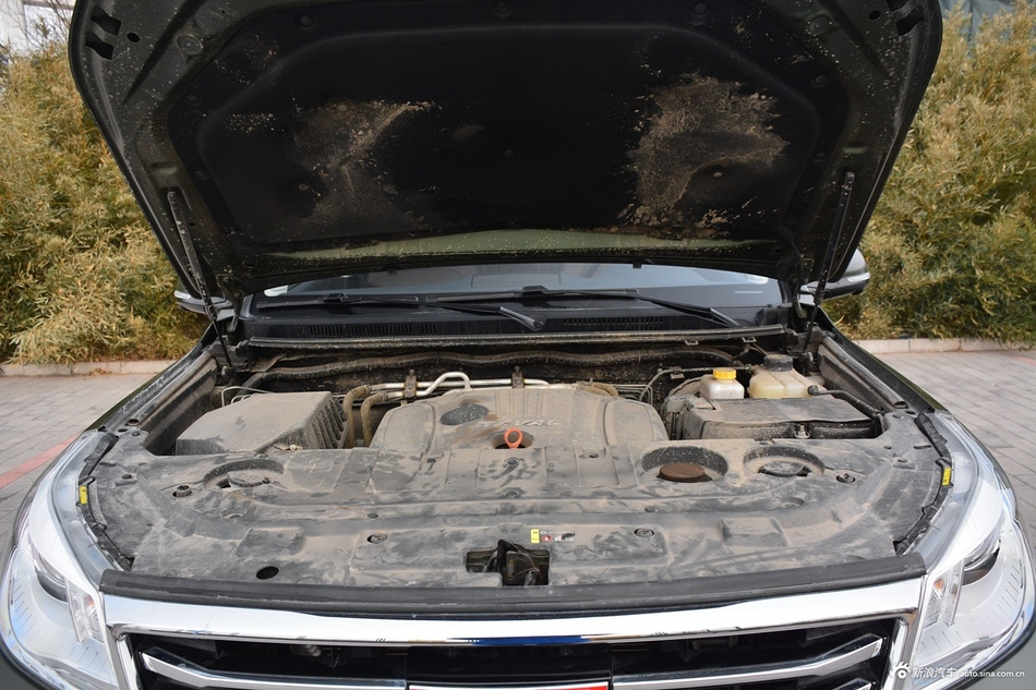 2017款哈弗H0 2.0T自动汽油豪华型7座