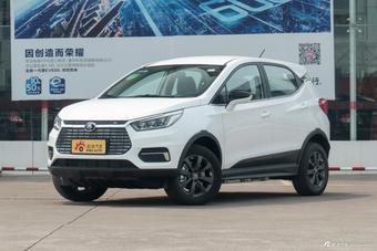 2019款比亚迪元EV360智联悦尚型