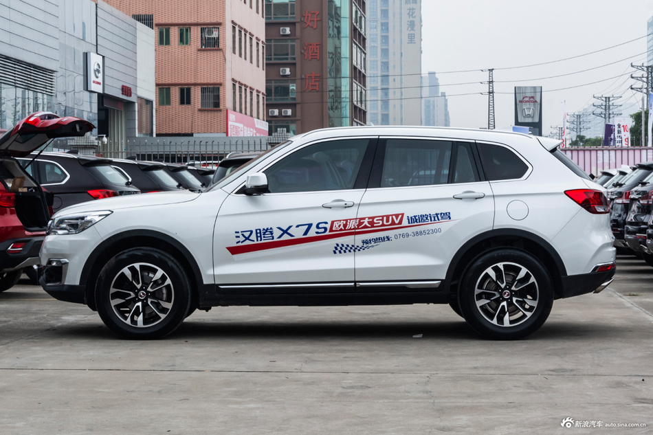 本月最低1.56万,汉腾汽车汉腾X7是否还能再降?