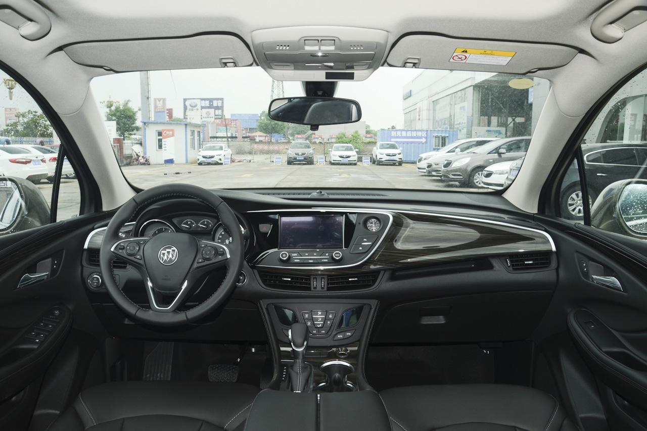 2018款昂科威1.5T自动两驱精英型20T国V