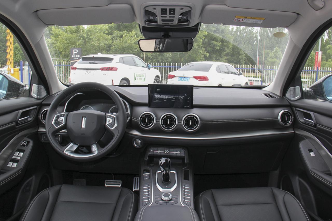 2019款WEY VV6 2.0T自动两驱超豪型国VI