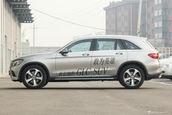 2019款奔驰GLC 2.0T自动260 4MATIC豪华型