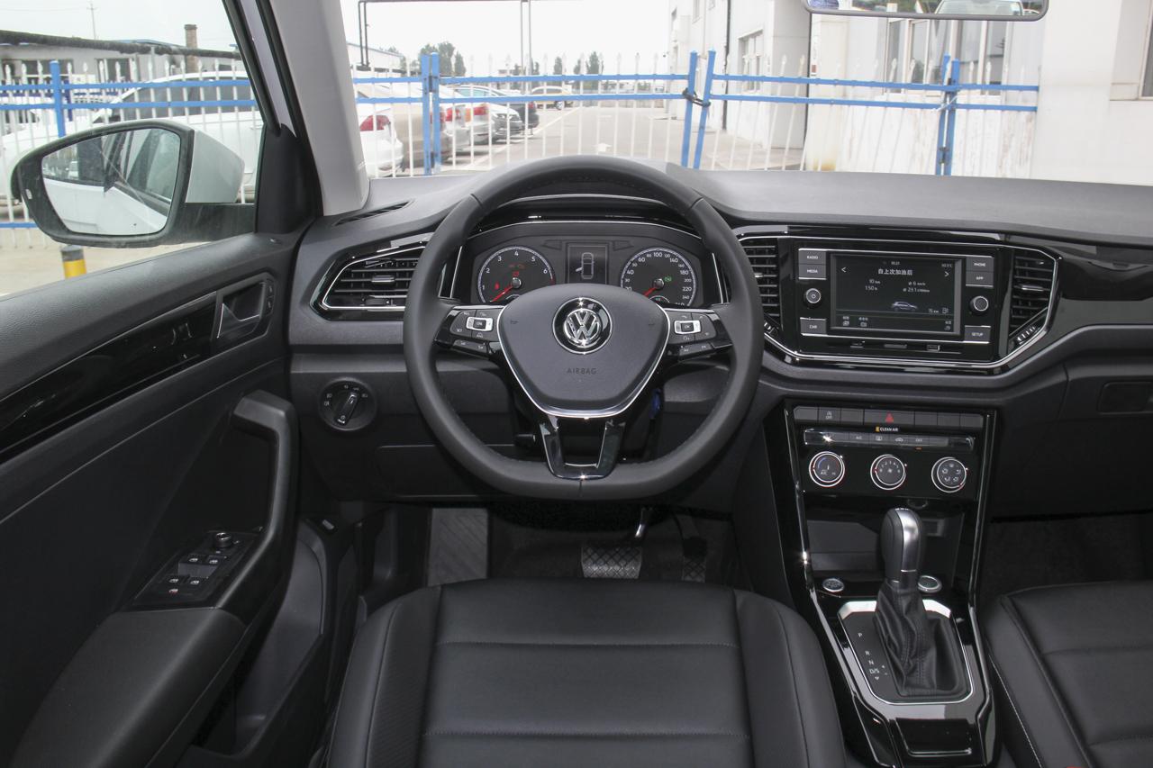 2019款探歌1.4T自动舒适型280TSI DSG国VI