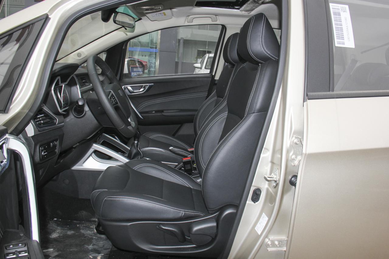 2017款吉利远景X3 1.5L手动尊贵型