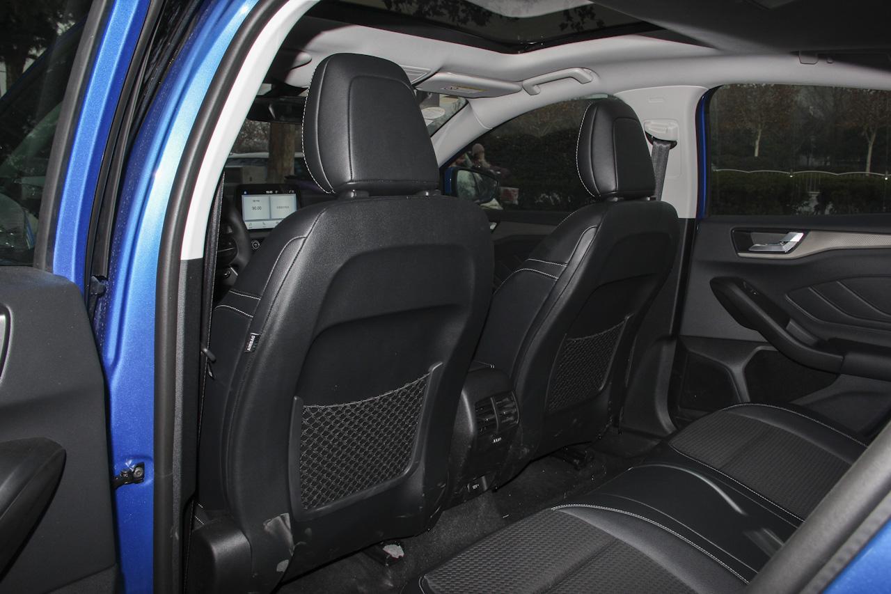 2019款福克斯两厢1.5T自动锋潮型EcoBoost 180