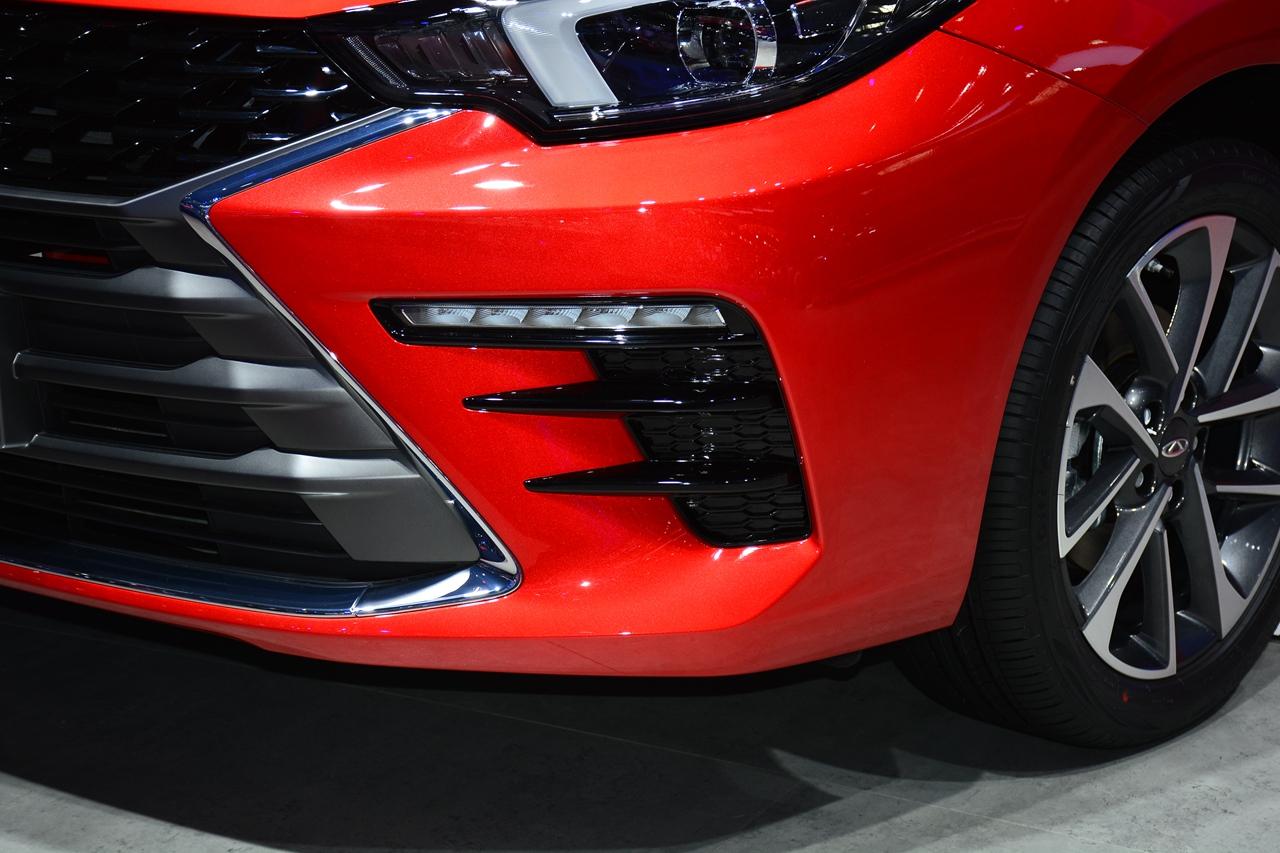 2020广州车展实拍:艾瑞泽5 PLUS