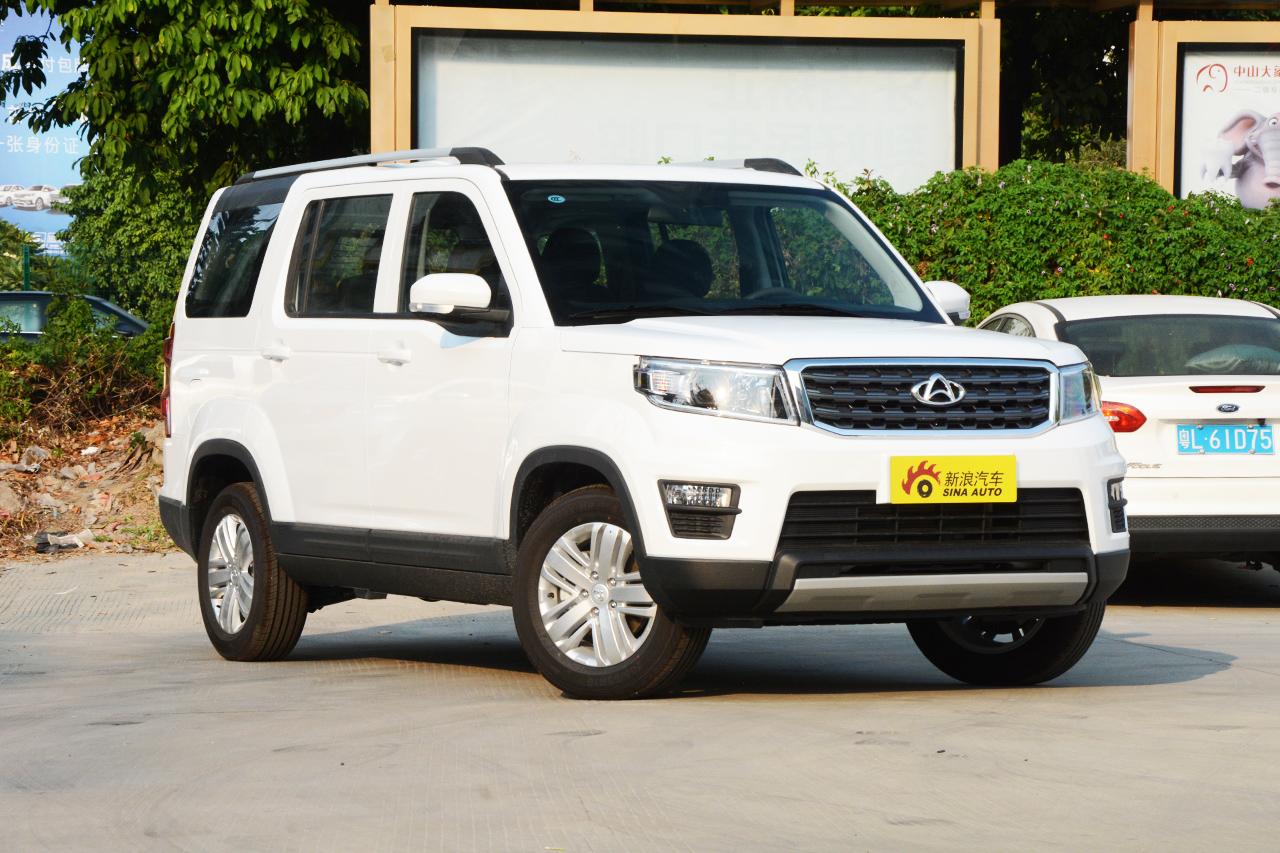 2019款长安欧尚X70A 1.5L手动舒适型国VI