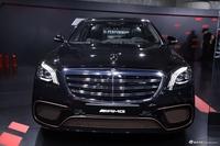 2019成都车展实拍:AMG S65L