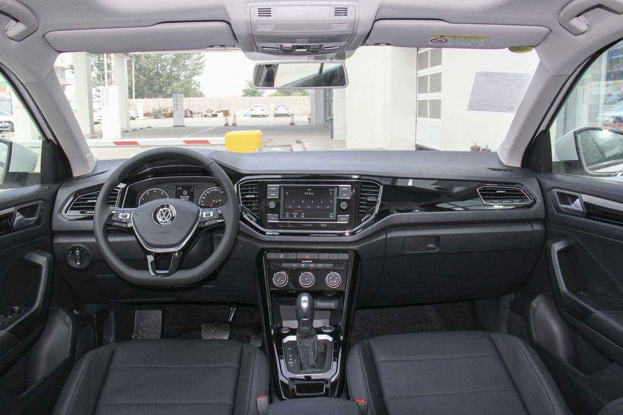 2018款探歌1.4T自动两驱舒适型280TSI DSG