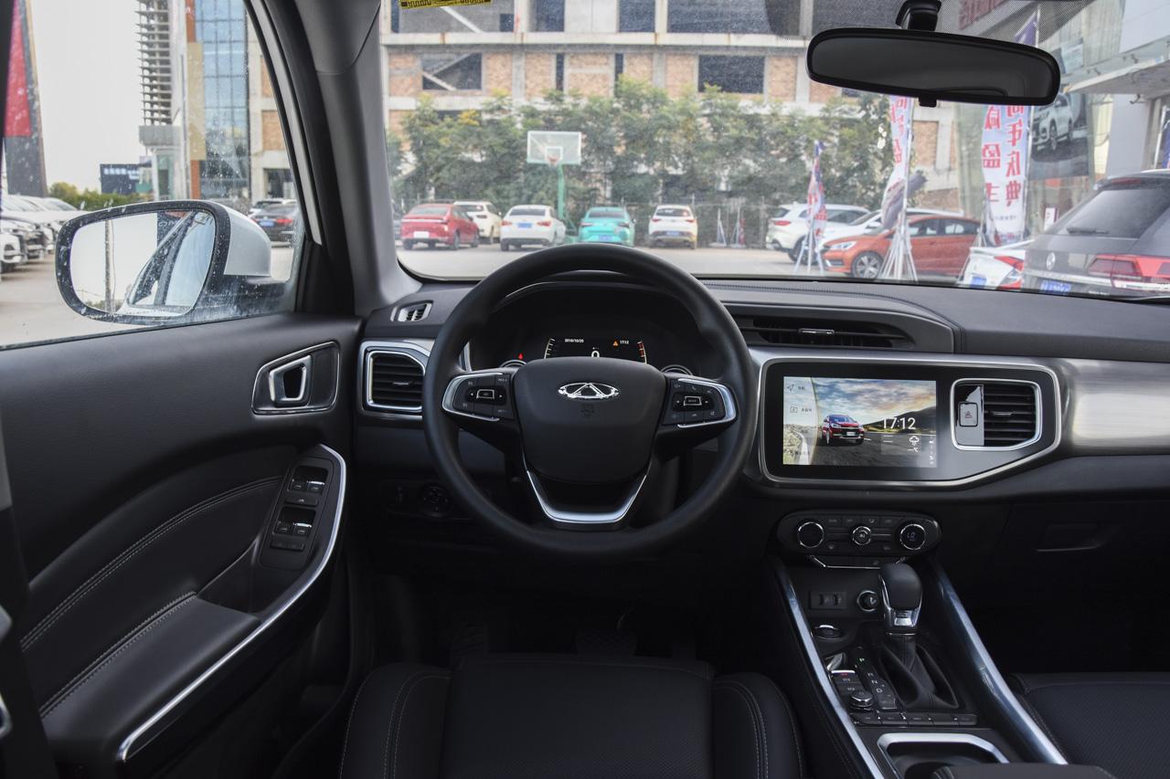 2018款瑞虎8 1.5T自动豪华型 7座