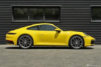 2020款保时捷911 Carrera 3.0T自动