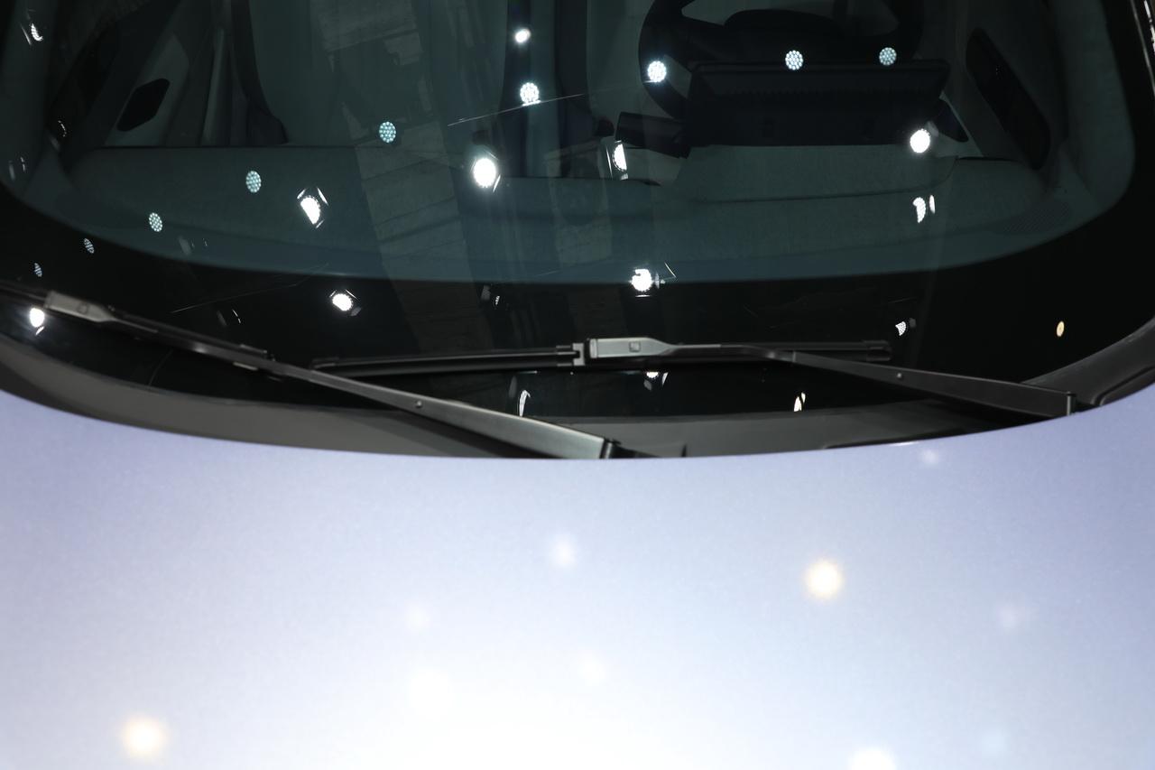 2019上海车展实拍:前途K20新能源