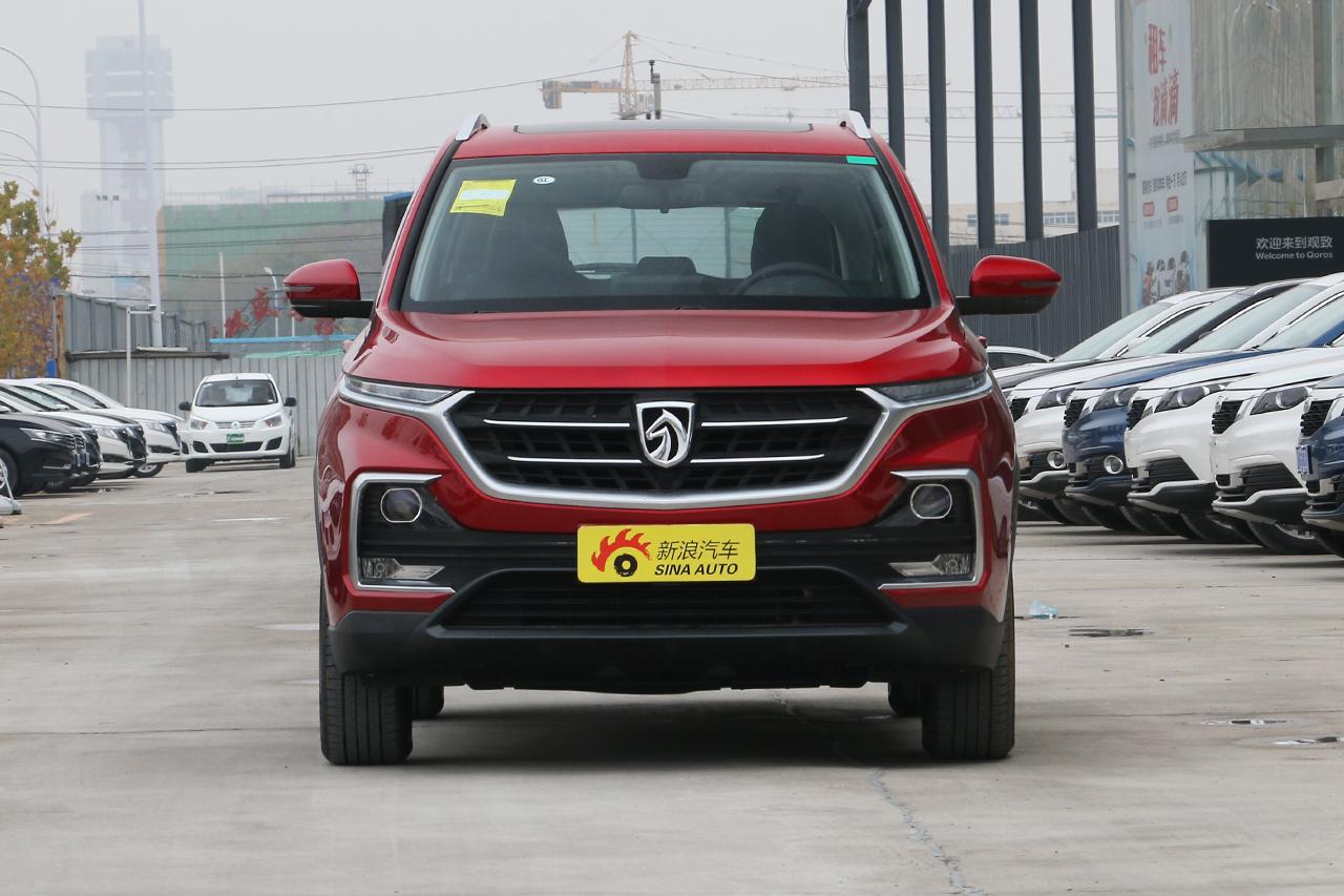 2019款宝骏530 1.5T自动尊贵型