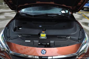 启辰D60 EV底盘图