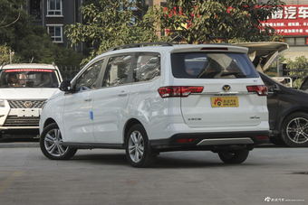 2018款北汽幻速H5 1.3T CVT舒适型