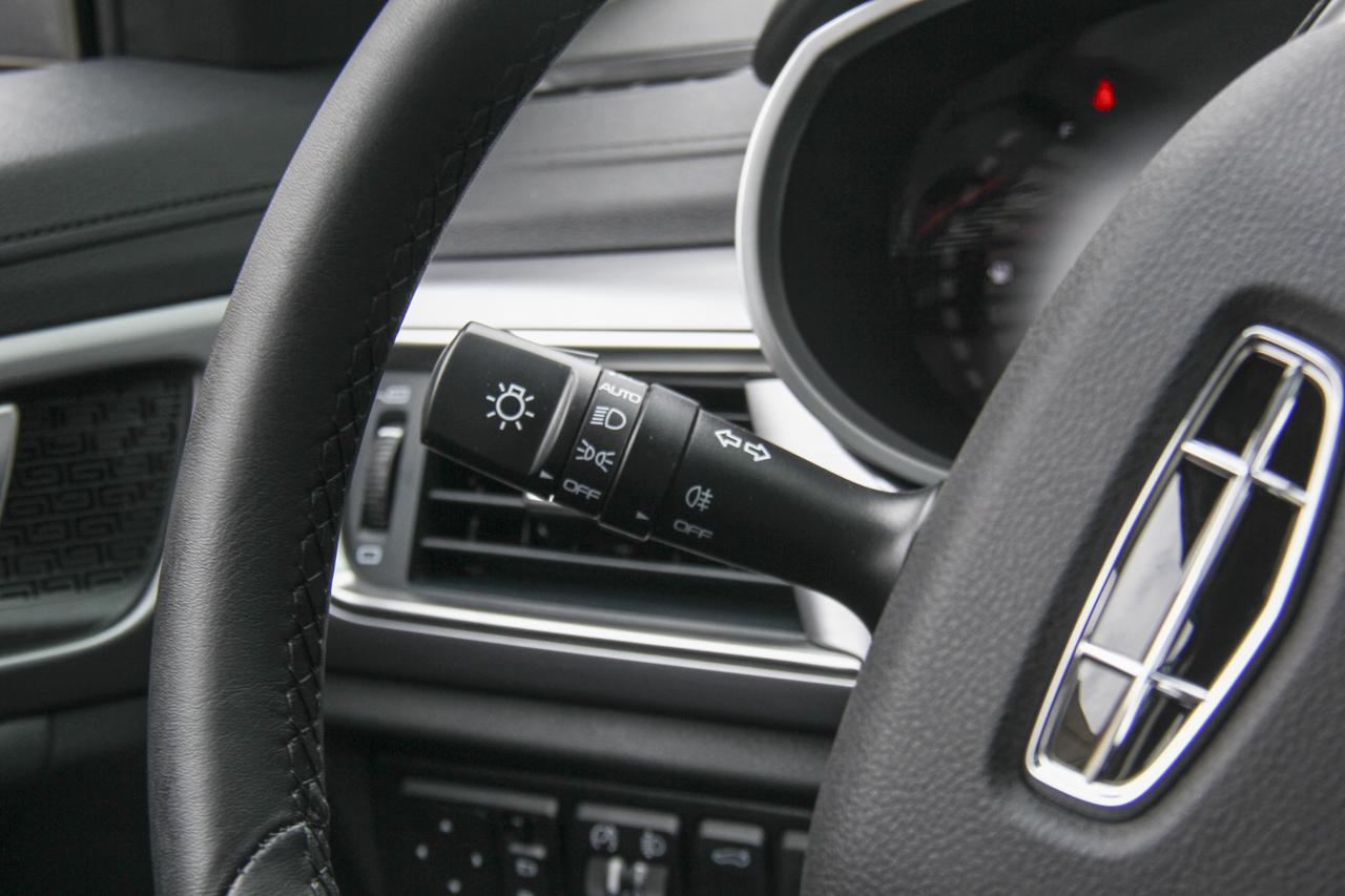 2019款吉利帝豪GL 1.5T DCT智领型