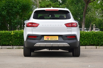 2020款宝沃BX5 20TGDI 1.4T自动两驱进取型