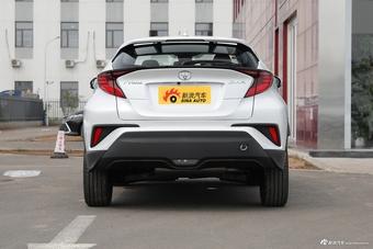 2021款丰田C-HR 2.0L自动豪华版