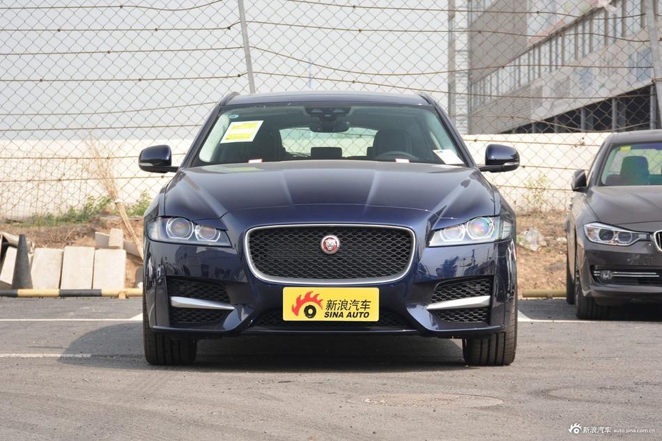 捷豹XF 12月报价 北京售价38.48万起
