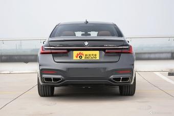 2019款宝马7系750Li xDrive V8 M运动套装