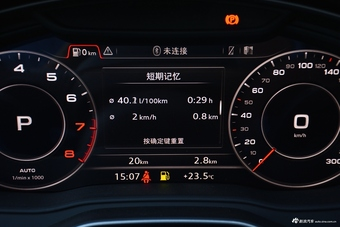 2019款奥迪A4 allroad  quattro时尚型